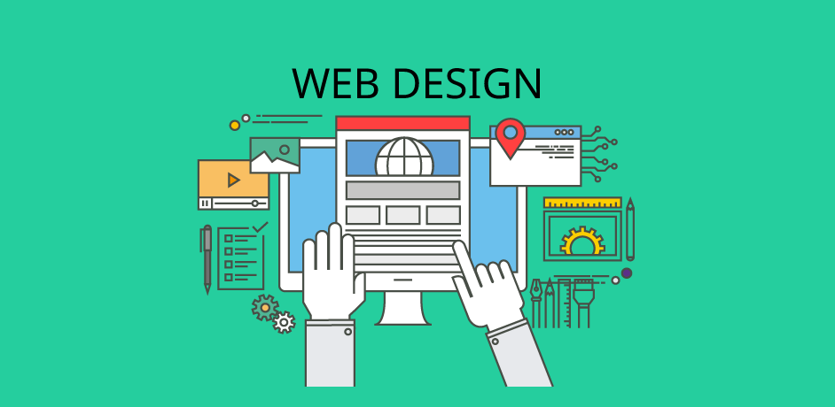 Web Design process of Web Development