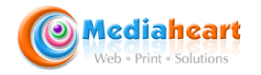 Mediaheart WordPress Web Design Logo